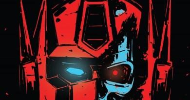 Transformers VS The Terminator #1 cover by Gavin Fullerton