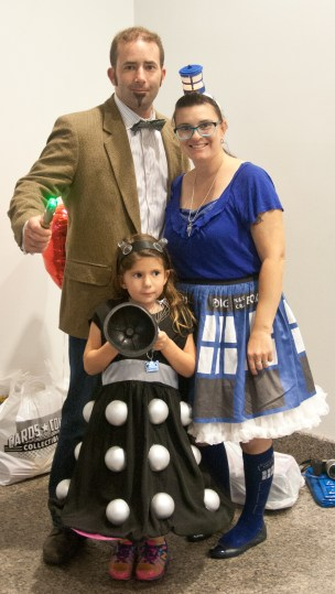 Dr. Who Family