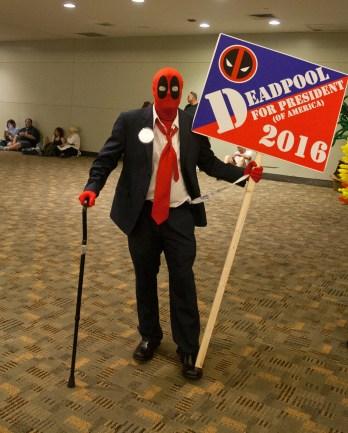 Deadpool for President!