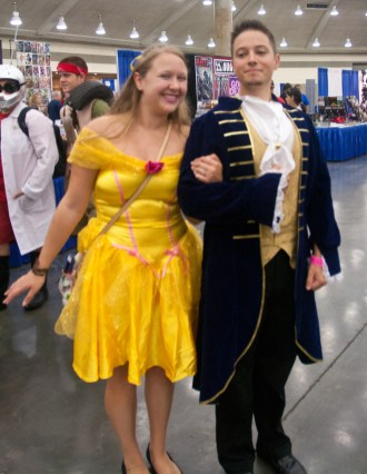 Belle and Human Beast