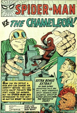 ASM 1 - Chameleon