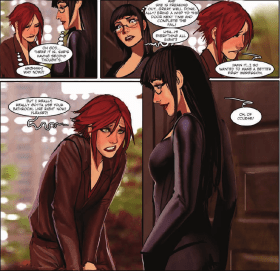 Sunstone Vol 1 - Need to Pee