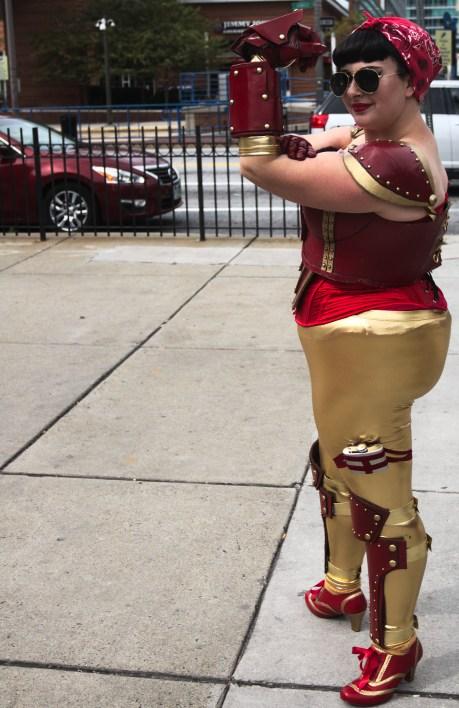 Powerful Iron Man