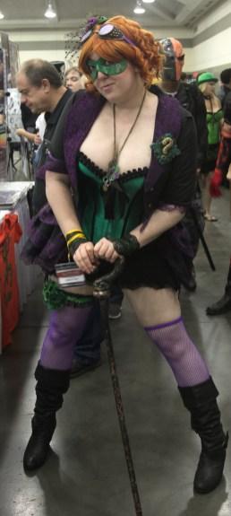 Steampunk Riddler