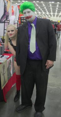 Joker and Harley!