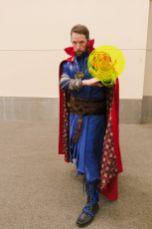 Dr. Strange cosplay
