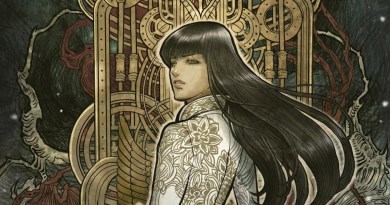 Monstress Vol.1
