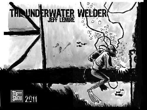 Underwater Welder Promo Image