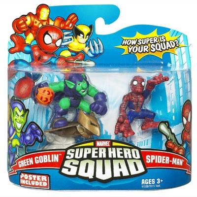 marvel superhero squad Hasbro