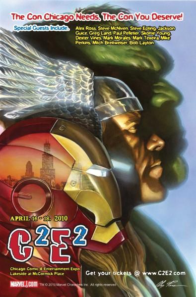 Marvel C2E2