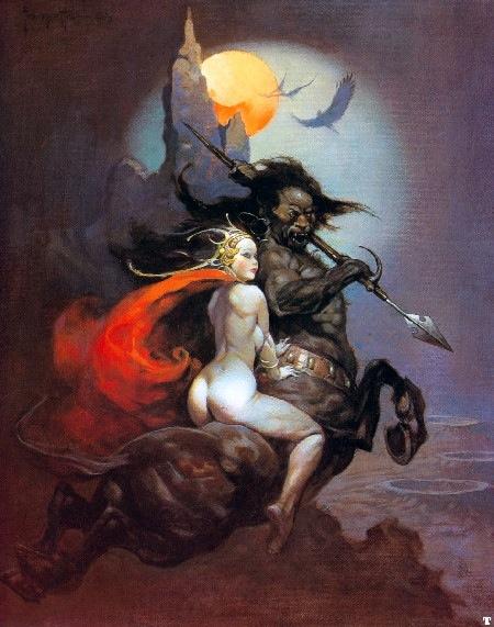 FrankFrazetta-The-Moon-Maid-and-the-Centaur-DateUnknown.jpg