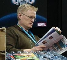 Dan Buckley Marvel Publisher