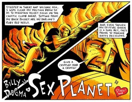Lesen Sie Cartoon Sex-Comics