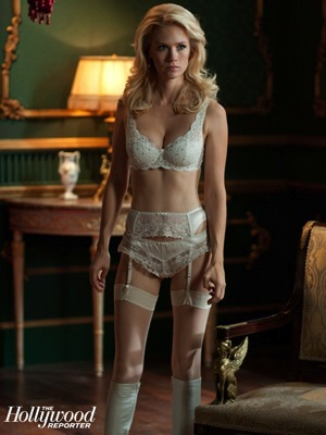 january jones white queen