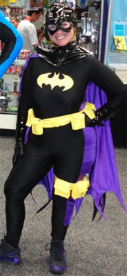 kyrax2 batgirl