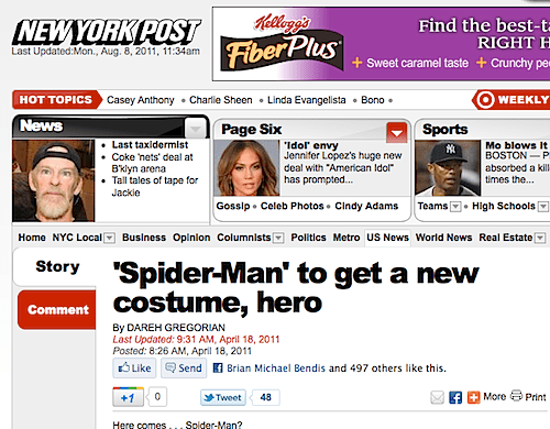 ny post marvel