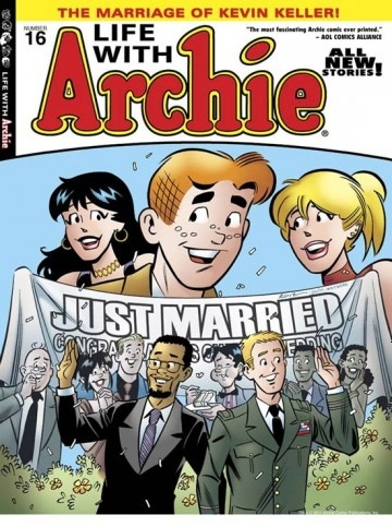 kevin keller archie gay wedding