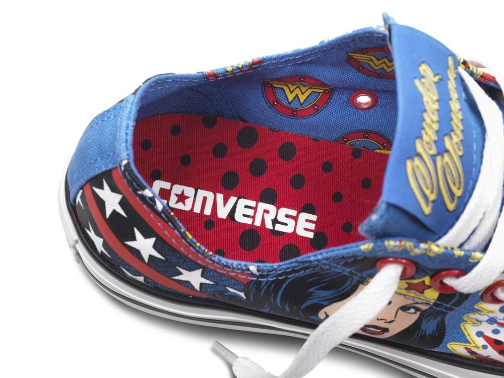 70859cb2ae3e First Look  Converse All-Star WONDER WOMAN and KILLER CROC Chuck ...