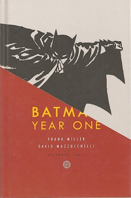 batman year one chip kidd