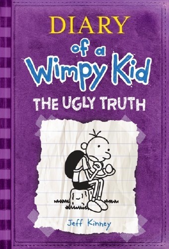 Diary Of A Wimpy Kid The Ugly Truth Gets 5 Mil Print Run The Beat