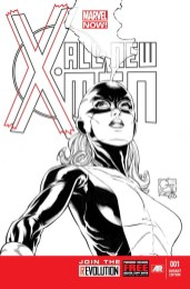 AllNewXMen_1_VariantQuesadaSketch