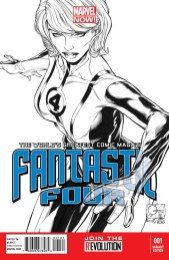 FantasticFour_1_VariantQuesadaSketch