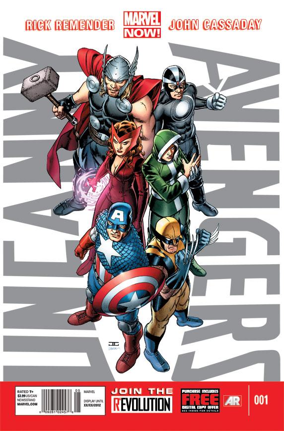 ADVANCE REVIEW: Uncanny Avengers #1 - The Beat