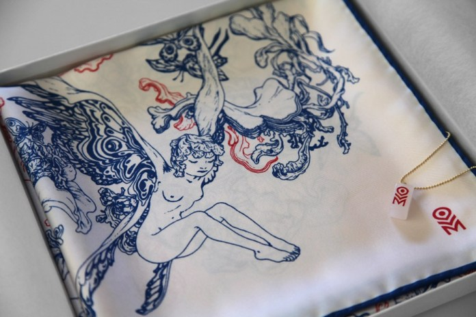 james jean scarf