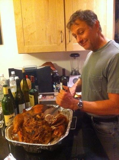gary groth turkey thanksgiving