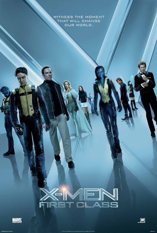 Everything you always wanted to know about the X-Men: First Class