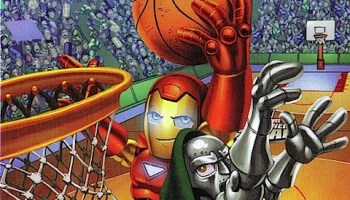doom iron man basketball