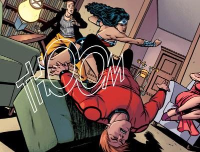 Wonder Woman Thoom