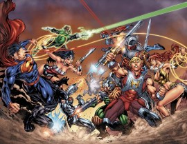 DCU vs Masters of the Universe #1