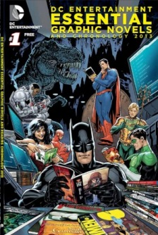 What are DC's 25 most 'essential' graphic novels? - The Beat
