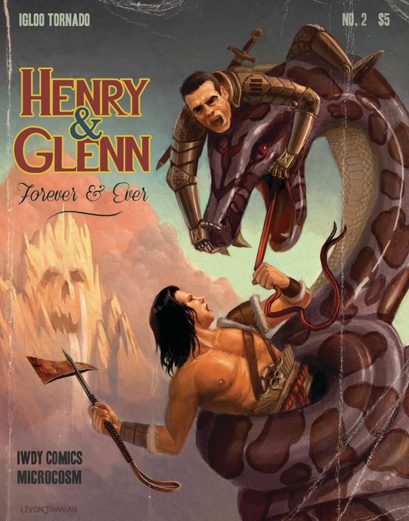 HenryGlennForeverEver2-Cover-Jihanian