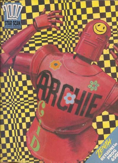 Zenith - Acid Archie