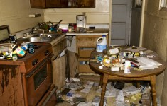 Brain-Blowing Dirty Kitchen That Will Accommodate Your Children