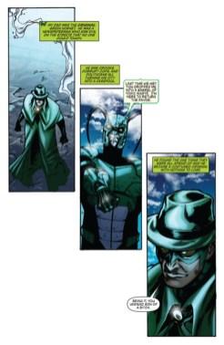 Green Hornet Legacy #42