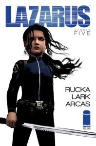 Lazarus #5