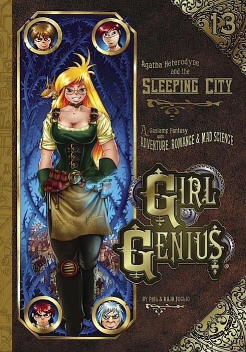 Girl GEnius Volume 13