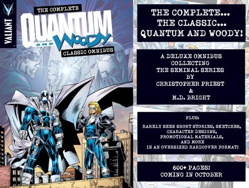 Quantum & Woody Omnibus