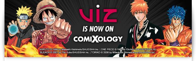 vix comixology