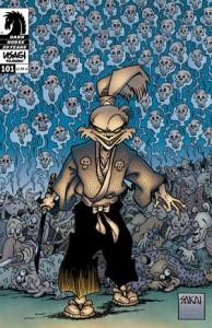 Usagi Yojimbo #101. Dark Horse Comics. Art by Stan Sakai.