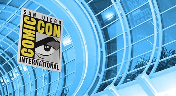 SDCC '14: All the FRIDAY programming with    oh, everyone