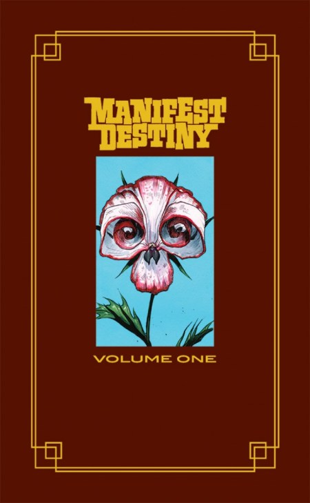 Manifest Destiny Vol 01 SDCC 2014