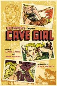 Cave Girl Cover