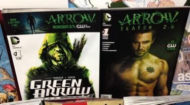 Arrow marketing