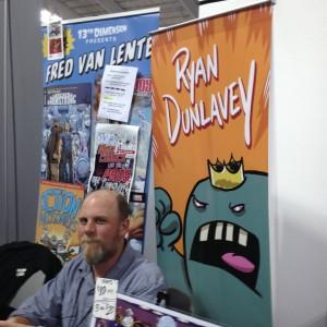 Ryan Dunlavey, The Action Philosophers
