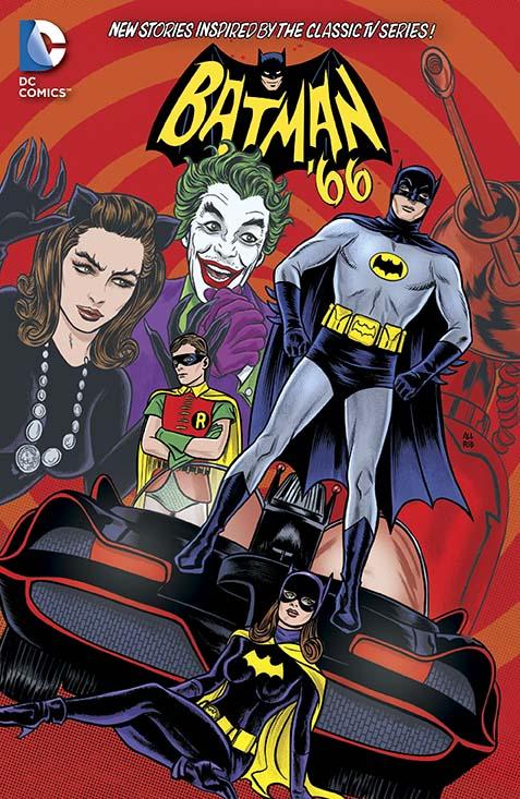 Batman 66 vol 3 cvr