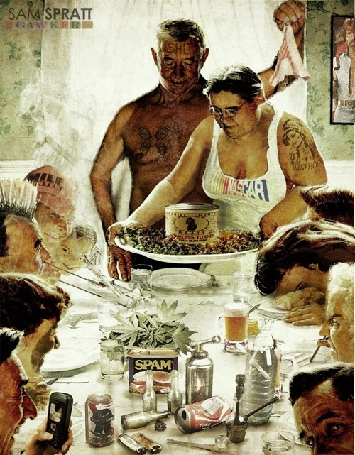 rockwell-thanksgiving-parody-09